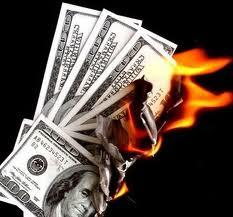 cash-burning